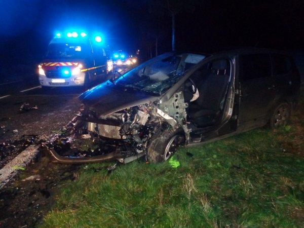 accident d928 ce vendredi soir 24.10.2013
