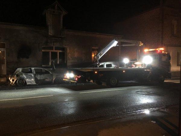 5 voiture brulée dans la méme nuit