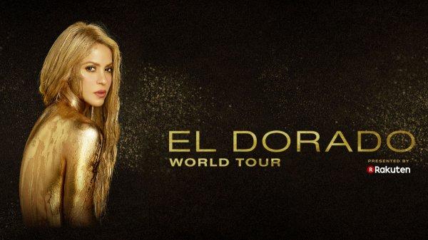 Dates de la tournée