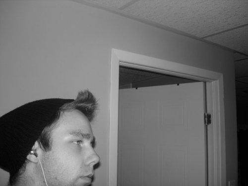new hair :D ??! p-e :( une photo de mes cheveux actuel et dautre juste pour le fun de le fair une journée XD et une les cheveux cour :P