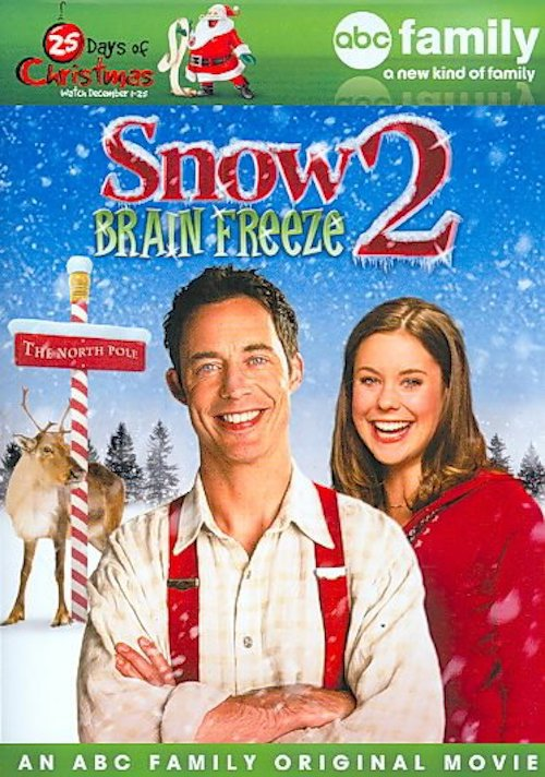 Snow 2 : Brain FreezeDivertissementGenre : Téléfilm