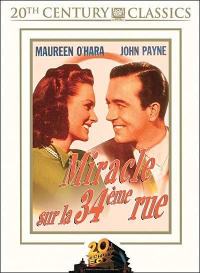 LE MIRACLE SUR LA 34EME RUE 1947