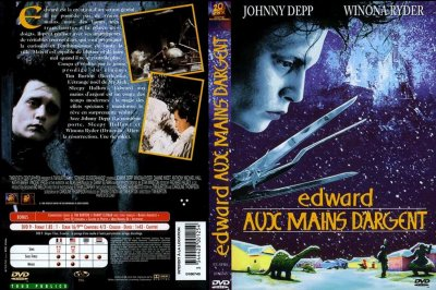 EDWARD AUX MAINS D 'ARGENT(Edward Scissorhands)1990