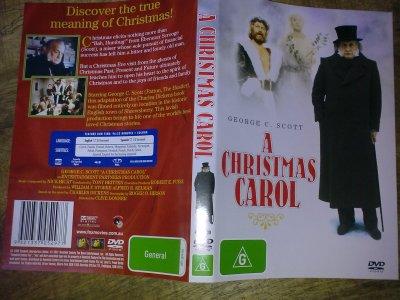 UN CHANT DE NOEL(A CHRISTMAS CAROL)(1984)vostf