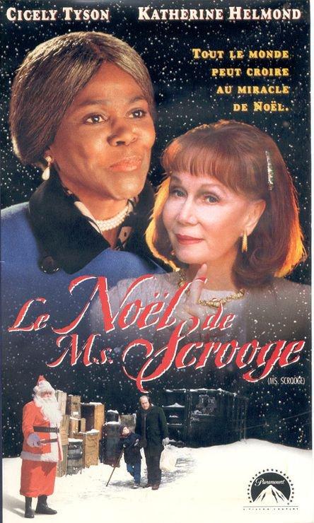 Le Noël de Madame Scrooge