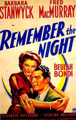 L'Aventure d'une nuit/REMEMBER THE NIGHT