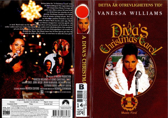 LES FANTOMES DE NOEL /A Diva's Christmas Carol 2000