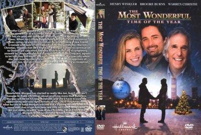 L'INVITE DE NOEL /The Most Wonderful Time of the Year 2008-Hallmark