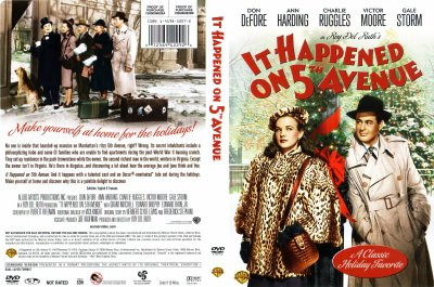 C'EST ARRIVE SUR LA 5EME AVENUE / It's happened on the 5th avenue 1947