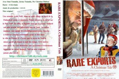 LE PERE NOEL ORIGINES- Rare exports : A Christmas tale