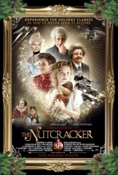 Casse-noisette, l'histoire jamais racontée / THE NUTCRACKER 3d  2011