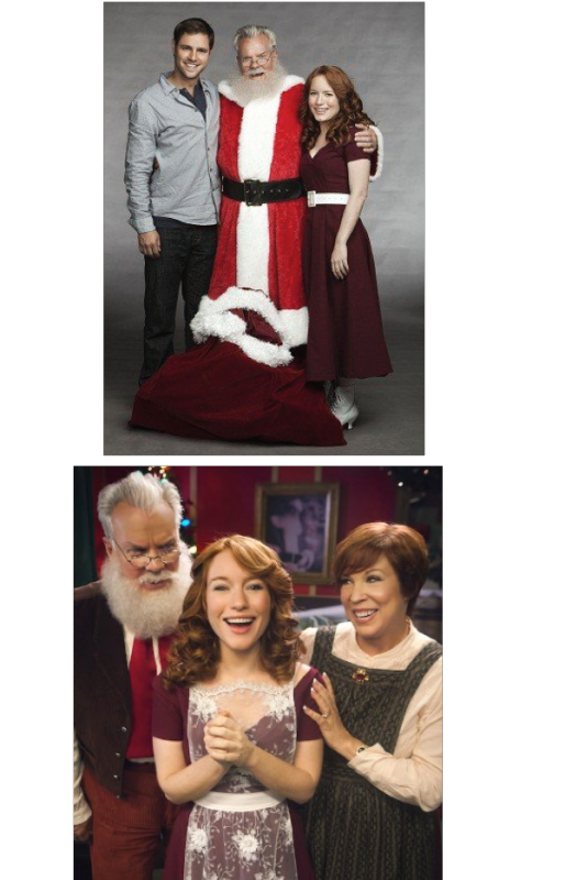 MADEMOISELLE NOEL/ Annie Claus is coming to Town 2011