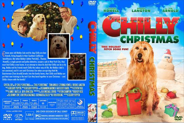 CHILLY LE CHIEN CATASTROPHE /  Chilli Christmas 2012