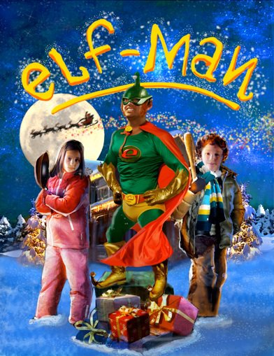 ELF MAN -Les aventures de Elf Man -2012