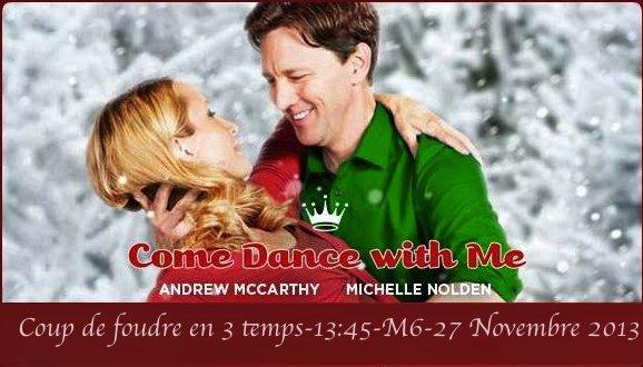 COUP DE FOUDRE À 3 TEMPS/Come and dance with me-2012