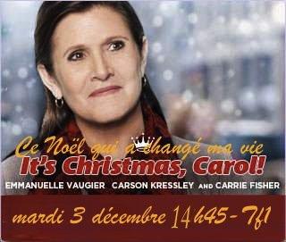 Ce Noël qui a changé ma vie/It's Christmas,Carol-2012