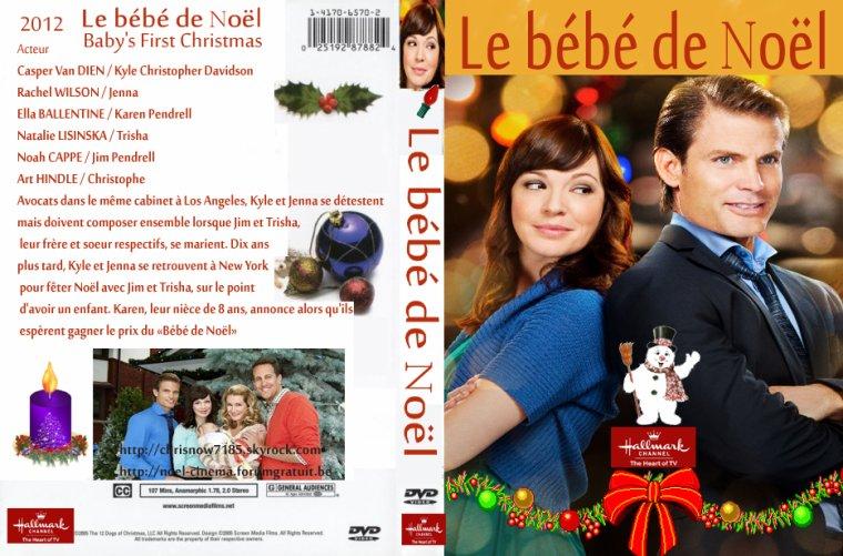Le bébé de Noël/Baby's first Christmas 2012