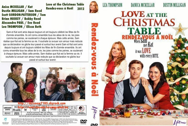 Love At The Christmas Table.Rendez Vous A Noel Love At The Christmas Table 2012 Le