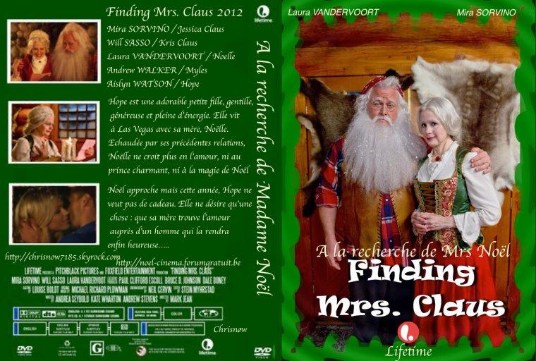 A LA RECHERCHE DE MADAME NOËL (Finding Mrs. Claus)2012