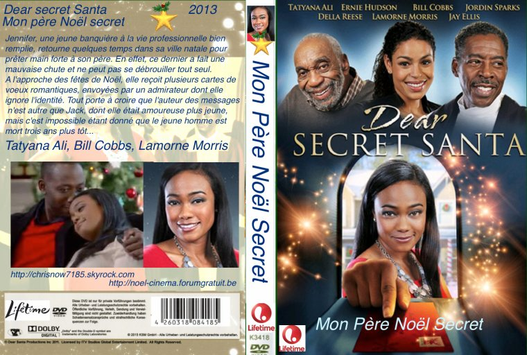 MON PÈRE NOËL SECRET (2013 Dear Secret Santa)