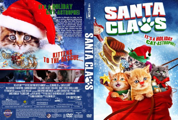 LES CHAVANTURIERS DE NOËL / Santa Claws 2014
