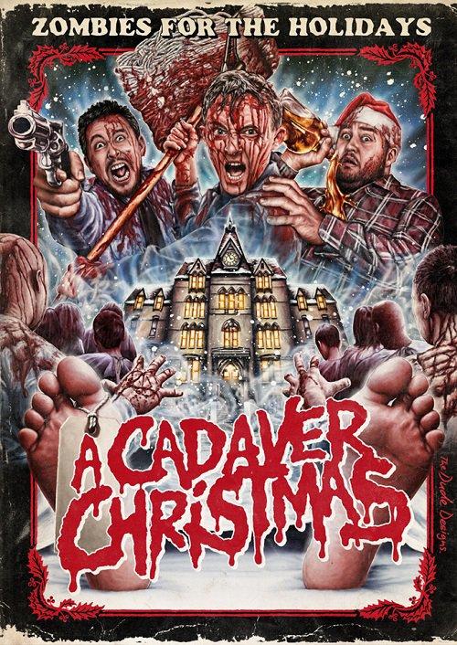 A Cadaver Christmas 2011- VOSTFR