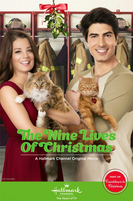 Neuf vies pour Noël / The Nine Live of Christmas 2014-Hallmark