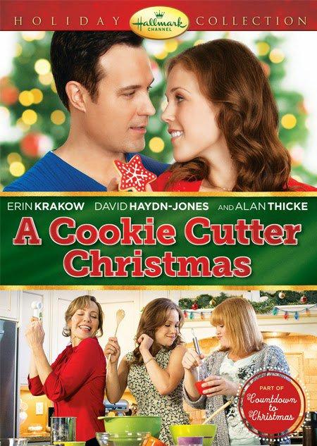 Les cookies de Noël / A Cookie cutter Christmas 2014-Hallmark