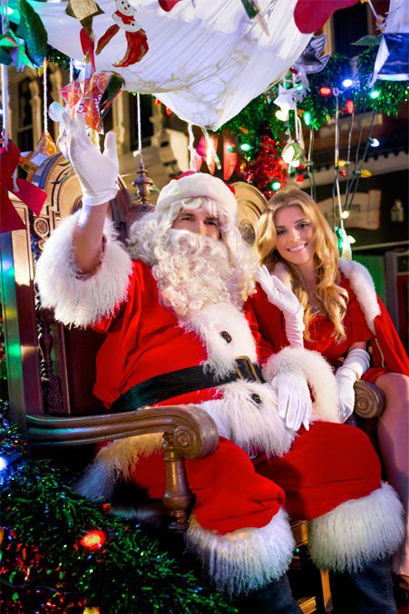 Le plus beau char de Noël / The Christmas Parade 2014 - Hallmark