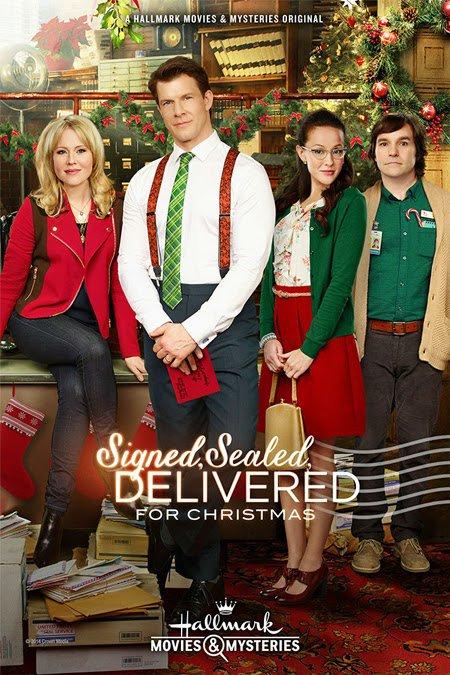 La lettre au Père Noël /  Signed, Sealed, Delivered for Christmas (2014)