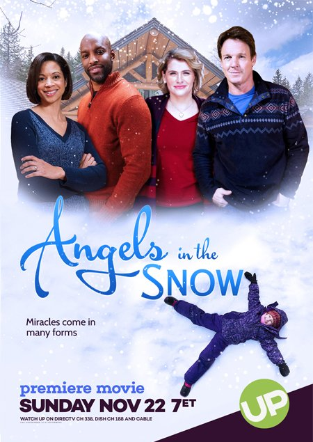 Un grand froid sur Noël / Angels in the snow 2015-UP