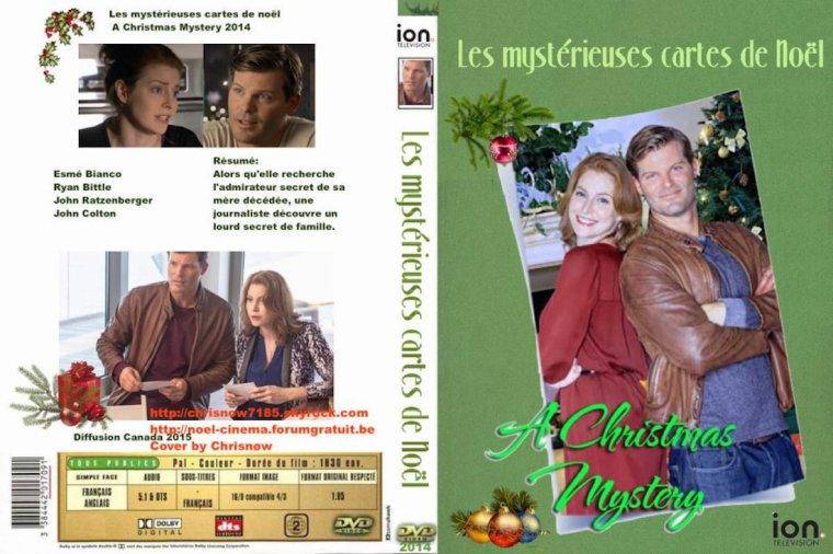 Les mystérieuses cartes de noël / A Christmas Mystery 2014