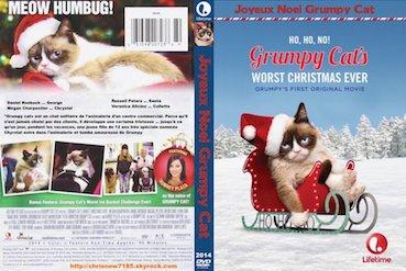 Joyeux Noël Grumpy Cat