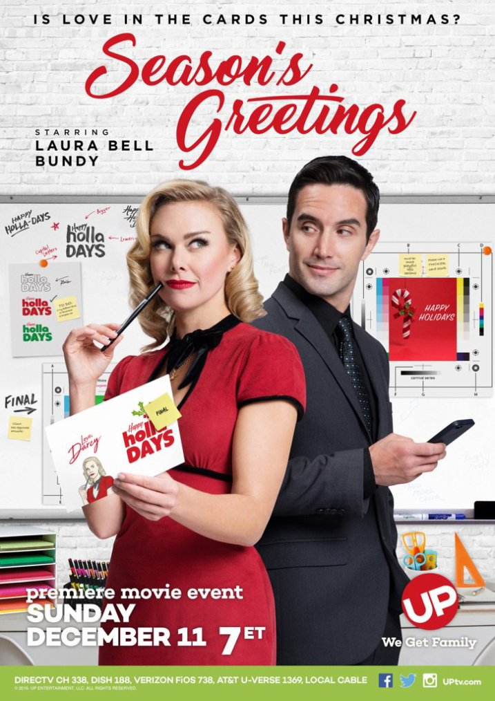 Liste des films et téléfilms de Noël saison 2017/18
