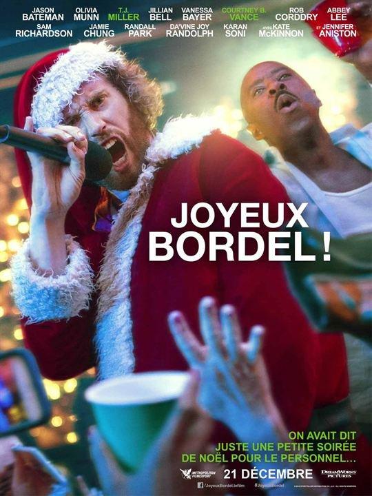 Joyeux Bordel / Office Christmas Party! 2016
