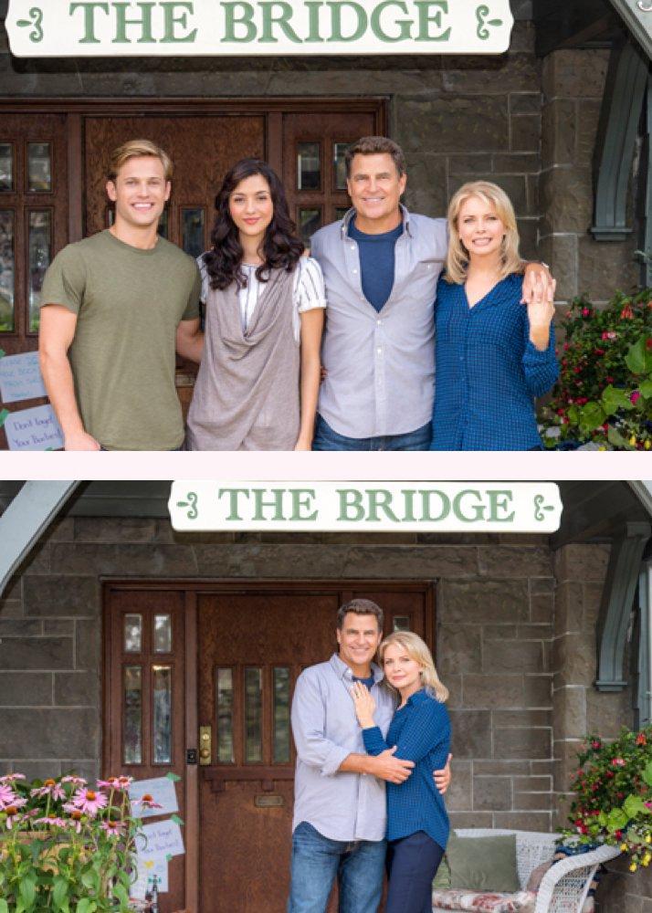 La passerelle / The Bridge 2015 Hallmark
