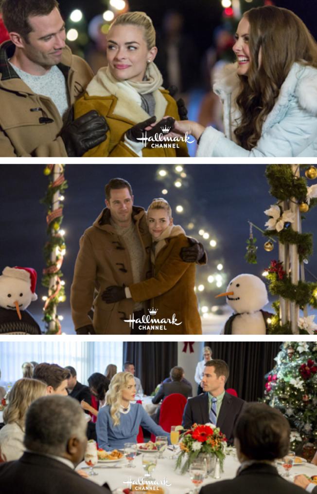 La promesse de Noël / The Mistletoe promise 2016 Hallmark