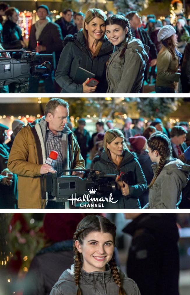 À LA RECHERCHE DE L'ESPRIT DE NOËL /Every Christmas Has a Story 2016 Hallmark