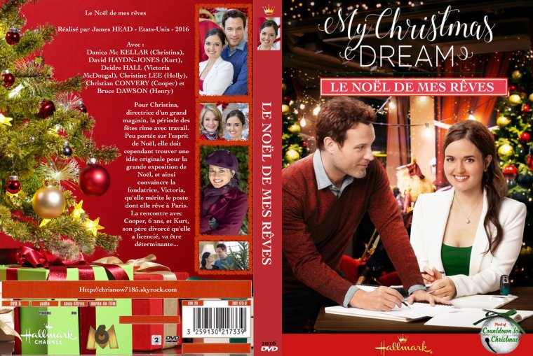 le nol de mes rves my christmas dream 2016 hallmark