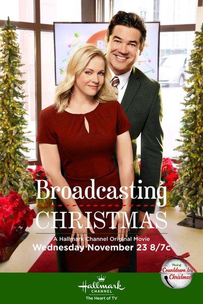 NOËL À LA TÉLÉVISION / Broadcasting Christmas 2016  Hallmark Channel