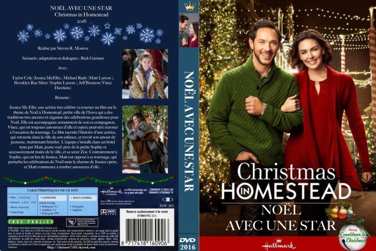 NOËL AVEC UNE STAR  / Christmas in Homestead 2016 Hallmark
