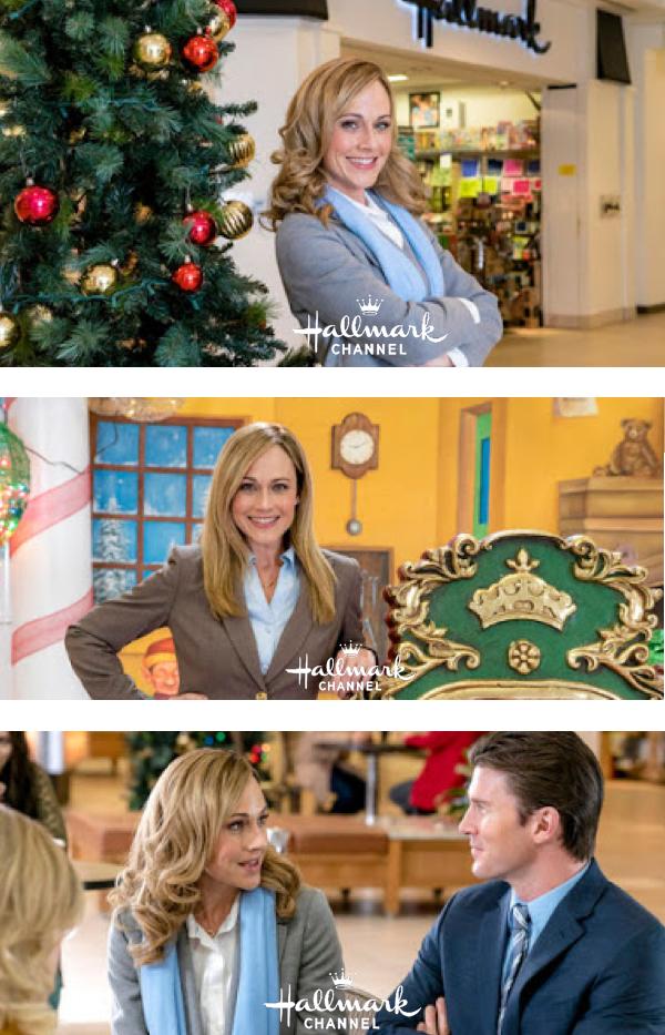 Noël à pile ou face /  A Dream of Christmas 2016 Hallmark