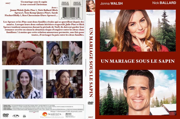 Un mariage sous le sapin / A star crossed Christmas 2017