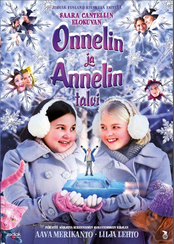 LE NOËL MAGIQUE DE JILL ET JOY / Onnelin ja Annelin talvi 2015