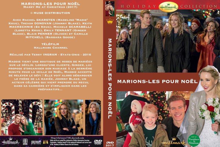 MARIONS-LES POUR NOËL / Marry Me at Christmas (2017)
