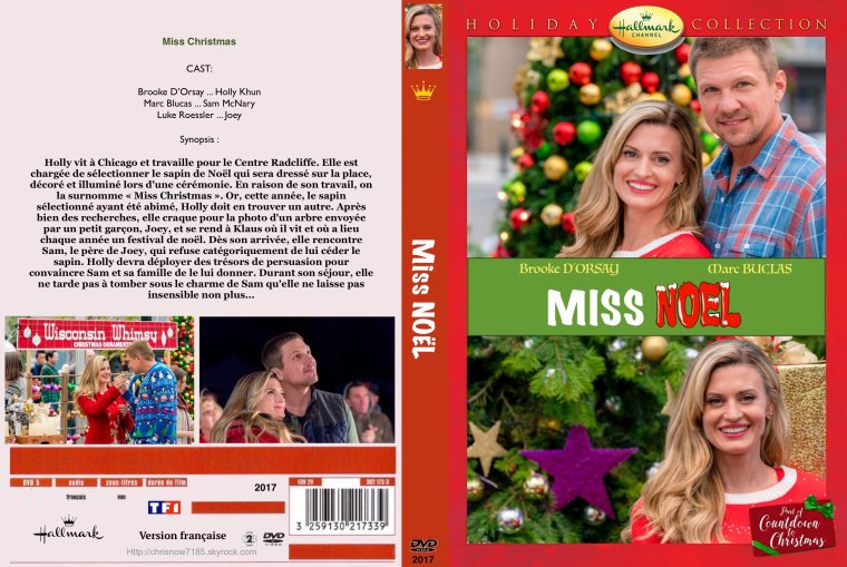 Miss Christmas Cast.Miss Noel Miss Christmas 2017 Hallmark Le Blog Ferme Ses