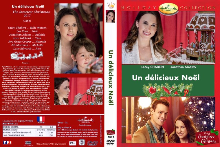 The Sweetest Christmas.Un Delicieux Noel The Sweetest Christmas 2017 Hallmark Le