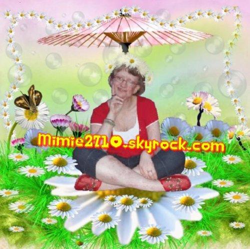 Mimie2710 ~ n°34 Miss Pâquerette...