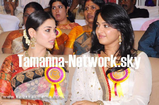 Tamanna at Kalaimamani Awards