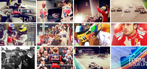 ✽Formula One Bien plus qu'un simple sport, Une passion ♥